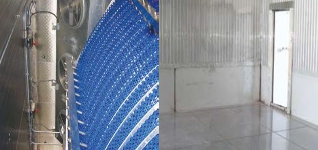 Ultra Series Spiral System and Stainless 7000 Floor